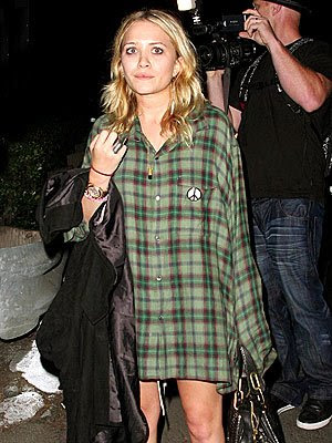 El look de Mary-Kate Olsen
