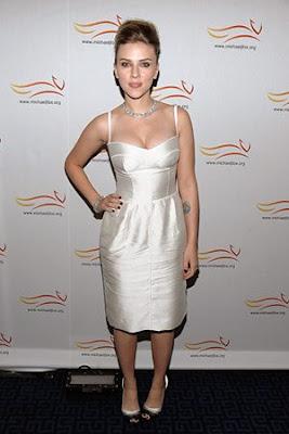 Son rumores… Scarlett Johansson para Dolce&Gabbana