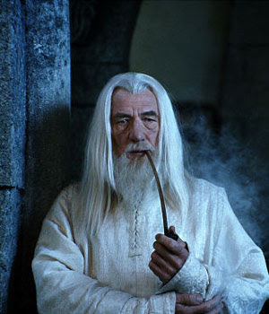 lord of the rings quotes gandalf time
