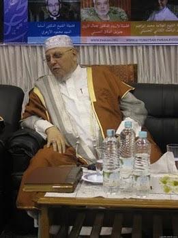 Al-Fadhilatul Syeikh Al-Muhaddith Syeikh Mohamad Abdul Ba'ith Al- Kittani Al-Hasani