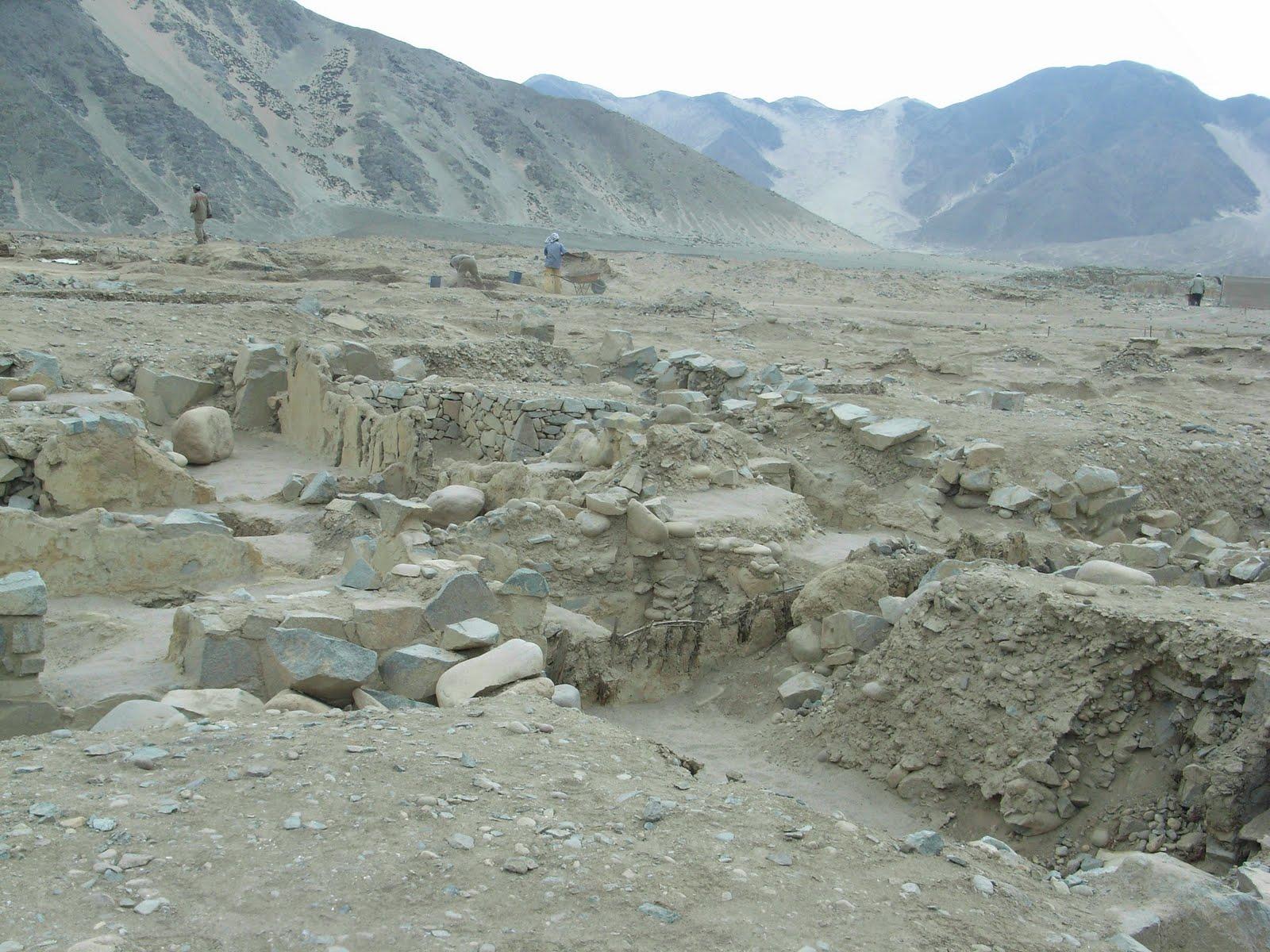 カラル遺跡の画像 p1_26