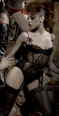 agent provocateur lingerie