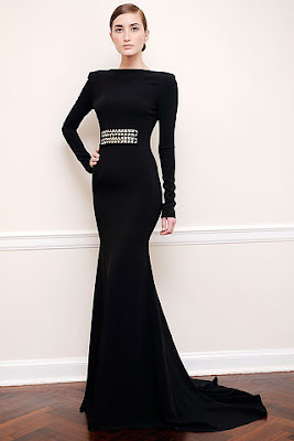 gown from victoria beckham