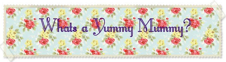 What's a yummy mummy?