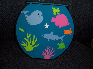 A meaningful day ocean craft projects for Fish bowl craft