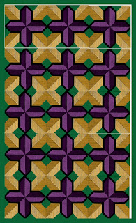 Civil War Quilt Pattern