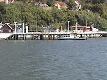 Muelle isla Mancera