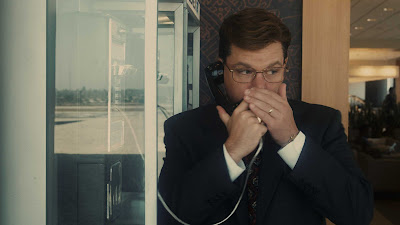 The Informant movie is starring Matt Damon.