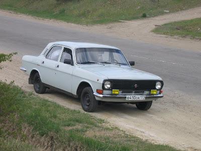 Russia: Model 24 Volga!