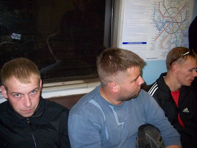 The Moscow Metro: A Russian Subway!
