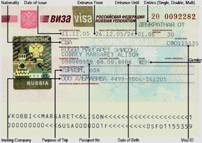 Part 2 – Ukraine Visa Trip! (January 2010)