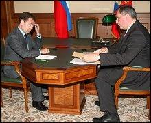 Russia: Medvedev Will Drop NATO Like a Hot Potato?