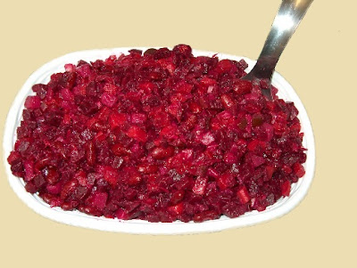Recipe From Russia: Simple Russian Vinaigrette Salad!