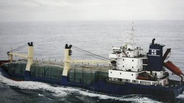 Russia: Arctic Sea vessel hijacking!