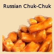 Recipe From Russia: Simple Russian Chuk-Chuk! (Russian Sweets)