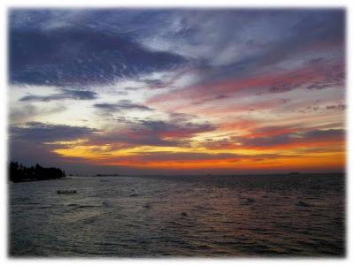 Pulau Tidung nyookk...!!! Sunrise9