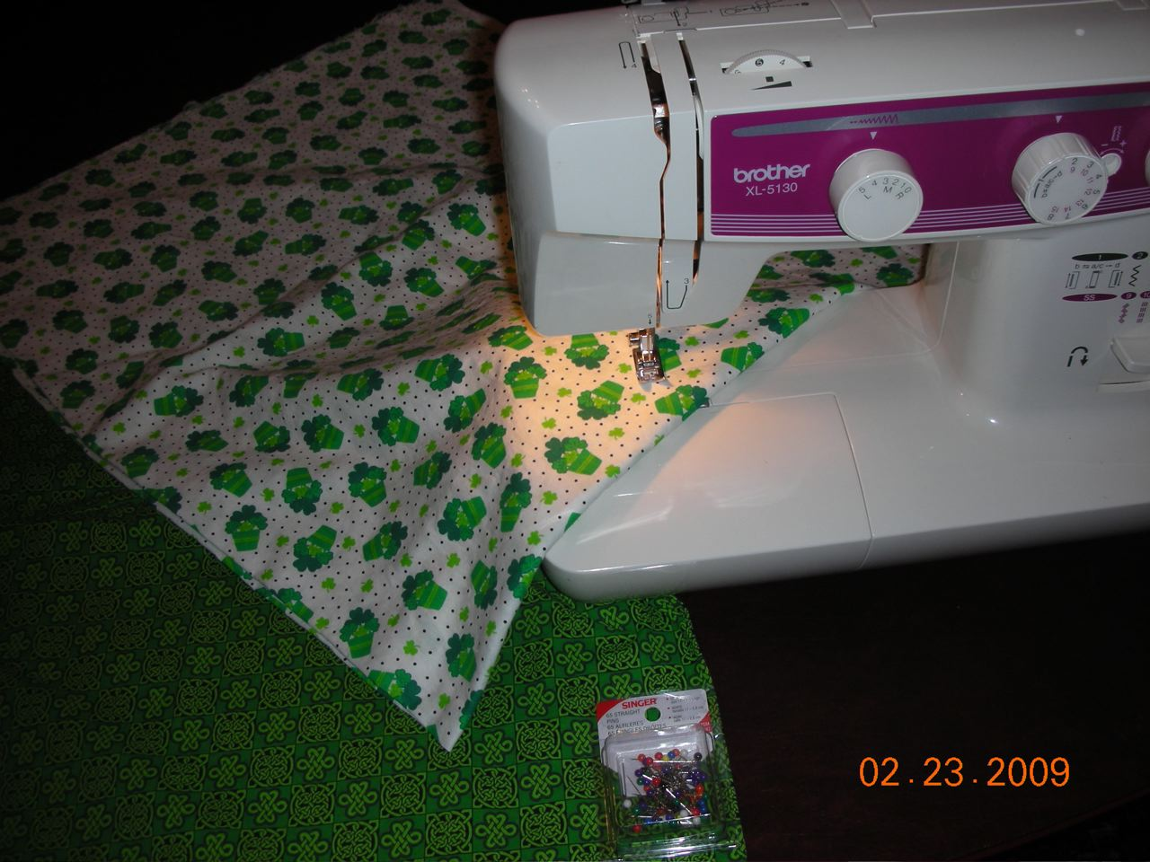 [St+Patrick's+Day+Fabric]