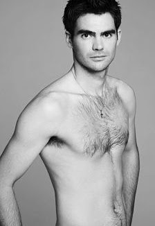 Cricketer poses naked for gay mag