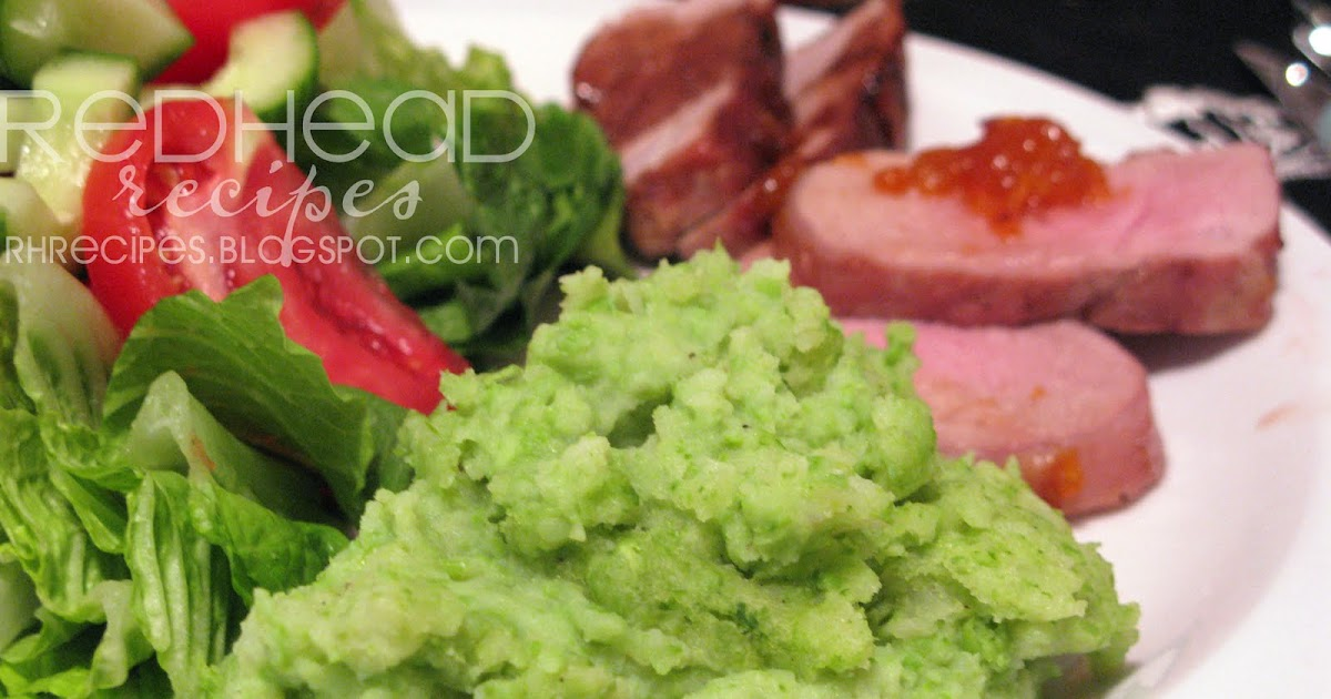 Redhead recipes green mashed potatoes for Different ways to cook russet potatoes
