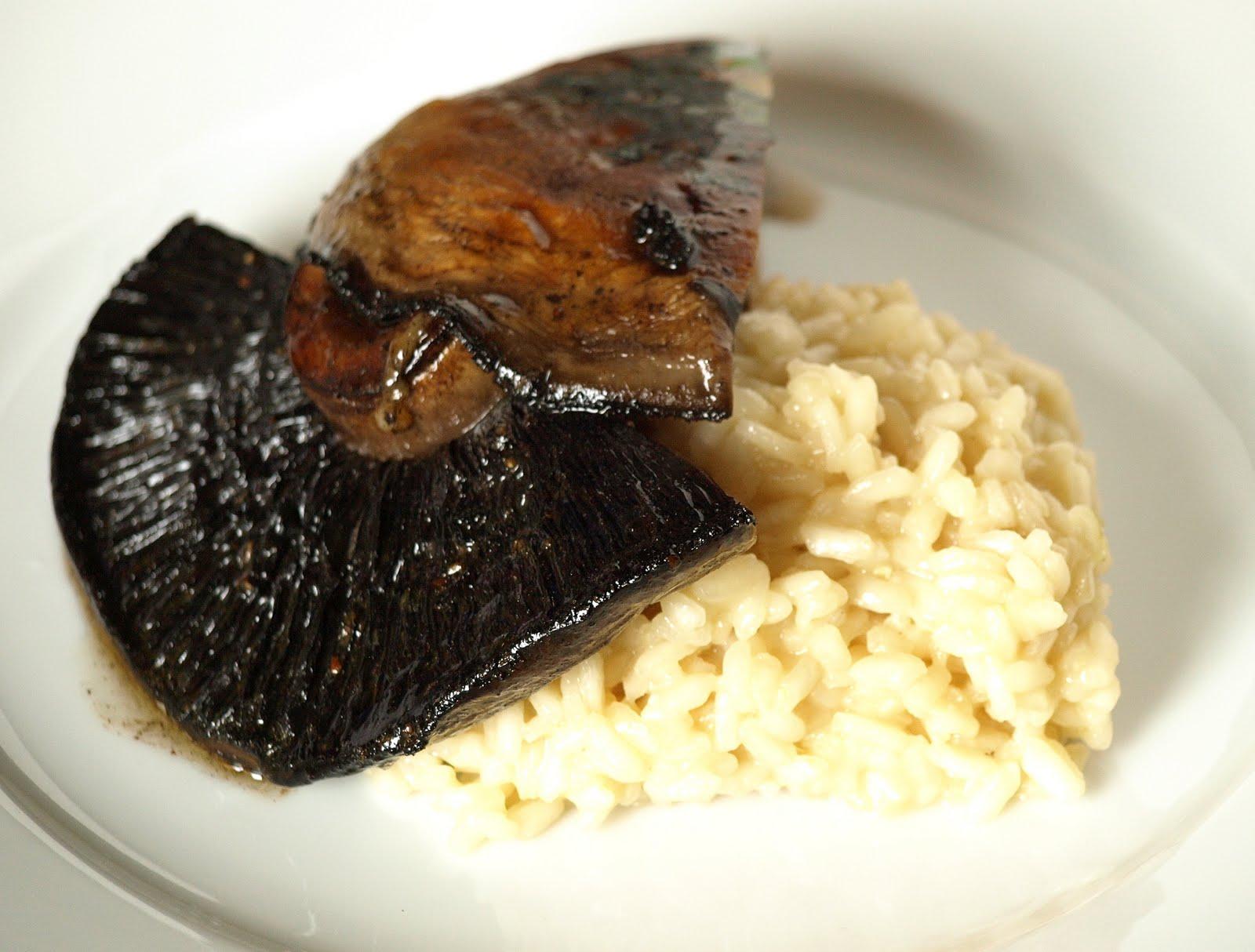 Žiony portobello se dají jíst i s lehce bolavou pusou marcel se
