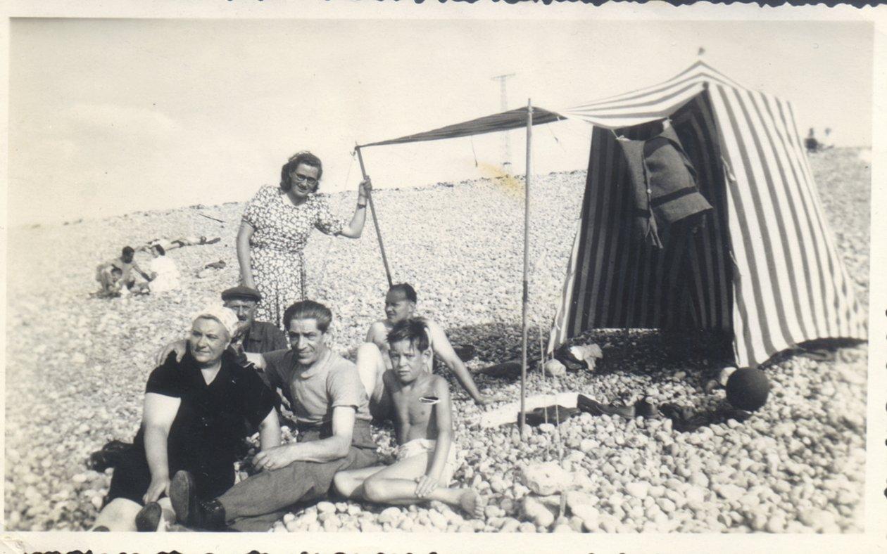 Quiquengrogne dieppe tentes de plage - Tente de plage ikea ...