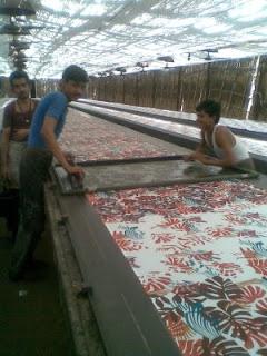 कपड़ा उद्योग