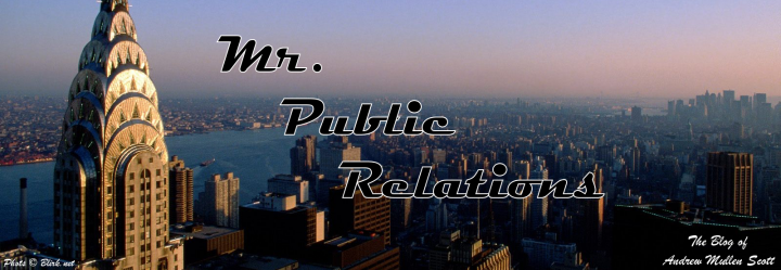 Mr. Public Relations