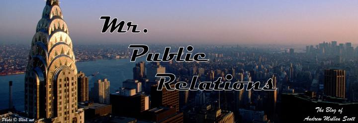 Mr. Public Relations