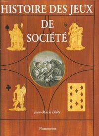 histoire du jeux de société