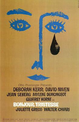 Kad se sretnu film i moda: Bonjour Tristesse (1958)