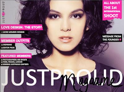 DWF u Božićnom izdanju magazina Justproud!
