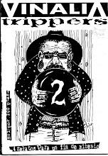 portada del número 2 Vinalia Trippers