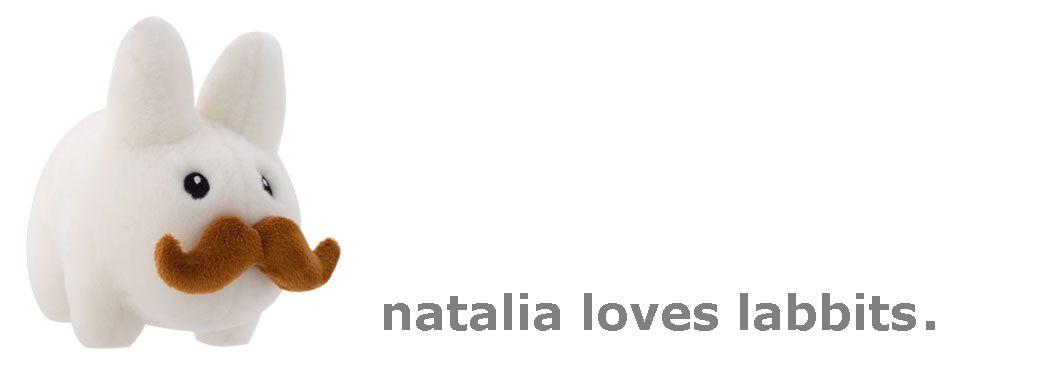 natalia loves labbits