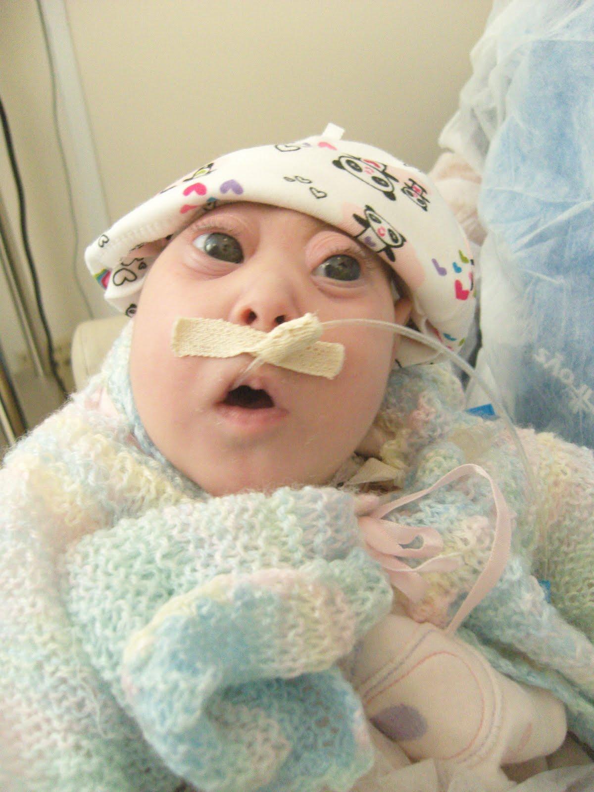 The story of baby Faith Hope: Our journey so far...