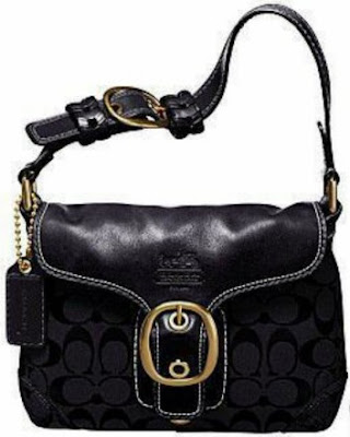 ... small flap duffle 2 wayshoulder bag 11442 dark brown 104af adc92  inexpensive coach shoulder bag d2277 e57e6 authentic coach no 31 signature  bleecker ... 6a9024ebaf010