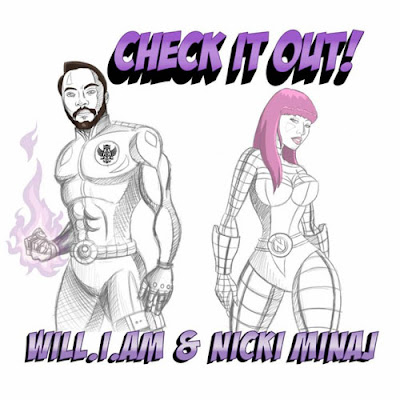 "Check Out ""Nicki Minaj ft. Will.i.am - Check It Out"" Music Videos Here"