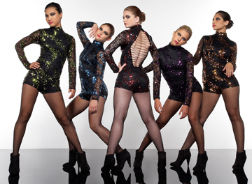 Anything Dance!: Kelle Company-- Love Their Costumes