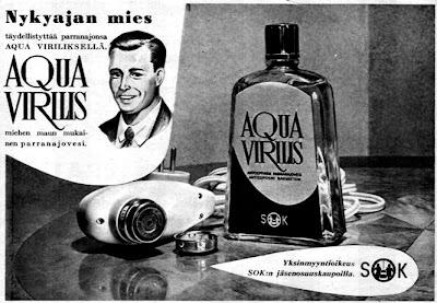 Partavesi Aqua Virilis