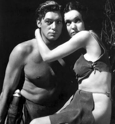 Tarzan ja Jane -kuva