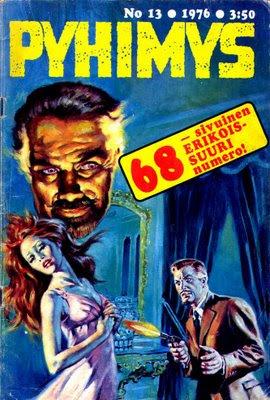 Pyhimys-sarjakuvalehti 13/1976