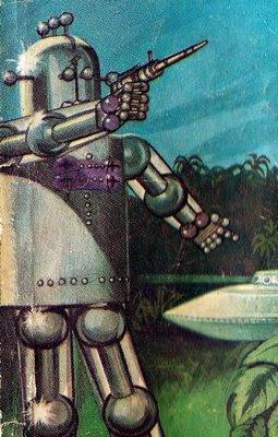 Pekka Lipponen - Robottipalvelija Mix, Xemor-koneihminen