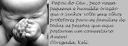 Oração que ofereço as minha amigas Blogueiras!