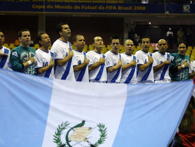 """SELECCION NACIONAL DE GUATEMALA"""
