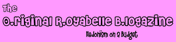 The Original Royabelle Blogazine