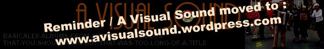 a visual sound