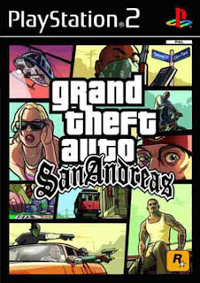 Grand Theft Auto: San Andreas PS2 Cheat Codes