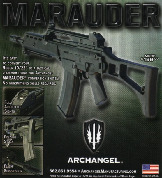 Ya'll want a G36? - .22 Rifle/Rimfire Discussion