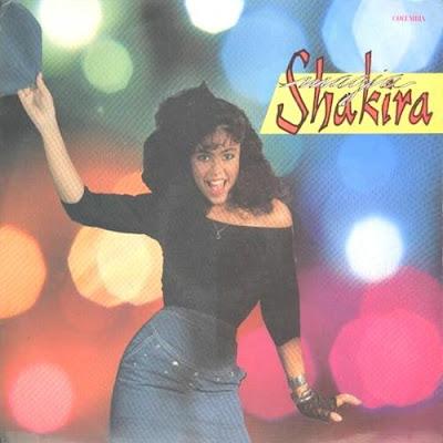 shakira 1990