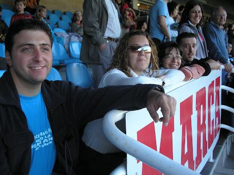 Andrés el maratoniano y sus FANStásticos