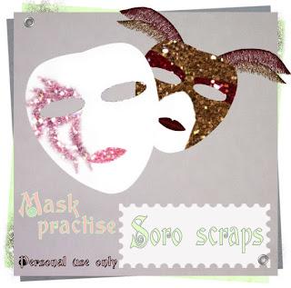 http://soroscraps.blogspot.com/2009/09/masks.html